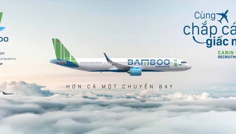 BAMBOO AIRWAYS - HÃNG HÀNG KHÔNG TRE VIỆT