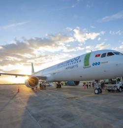 Vi vu đến Côn Đảo trên nhiều chặng bay mới Bamboo Airways