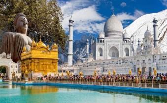 Bay thẳng đến Ấn Độ cùng Indigo