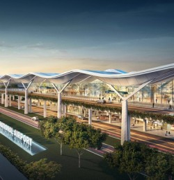 Nhà ga quốc tế sân bay Cam Ranh lọt Top 5 thế giới