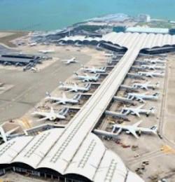 Sân bay quốc tế Hong Kong (Hong Kong International Airport - HKG)