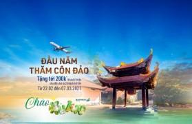 Đầu Năm Thăm Côn Đảo