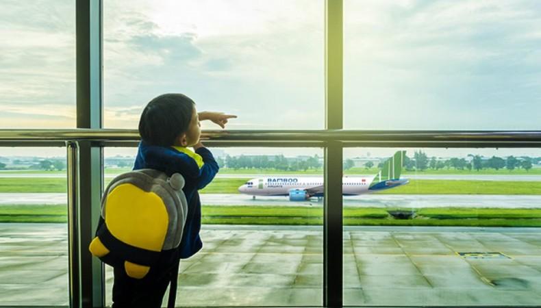 Bamboo Airways-Đi cùng trẻ em
