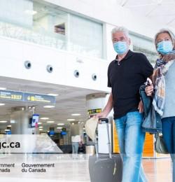 Kiểm tra COVID-19 bắt buộc trước khi khởi hành vào Canada