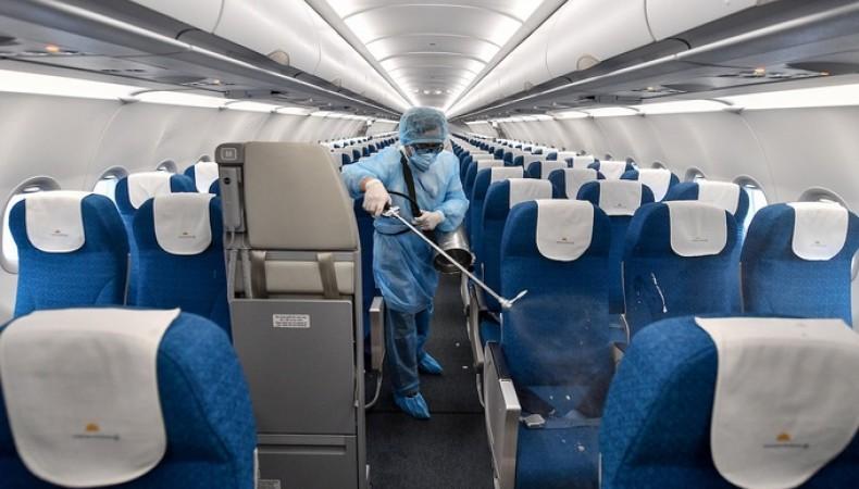 Hàng không hoả tốc siết chặt phòng chống dịch Covid-19