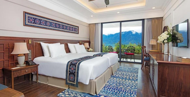 NEW YEAR PACKAGE - AMAZING SAPA HOTEL