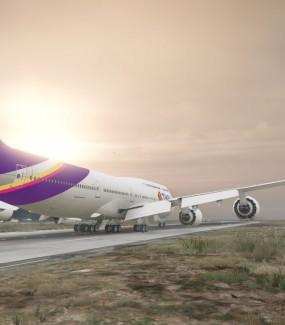 THAI AIRWAYS KHUYẾN MÃI..