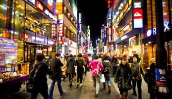 Kinh nghiệm mua sắm và ăn uống ở Myeongdong