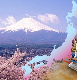 TOKYO - NÚI PHÚ SĨ - TOUR MÙNG 2 TẾT ÂM LỊCH