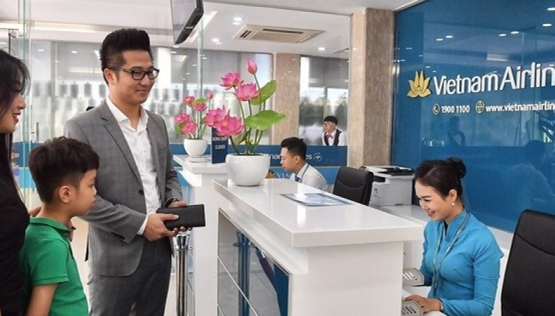Vietnam Airlines Ra Mắt Dịch Vụ IN-TOWN CHECK-IN