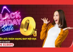 BLACK FRIDAY SALE - 0 ĐỒNG SIÊU CHẤ..