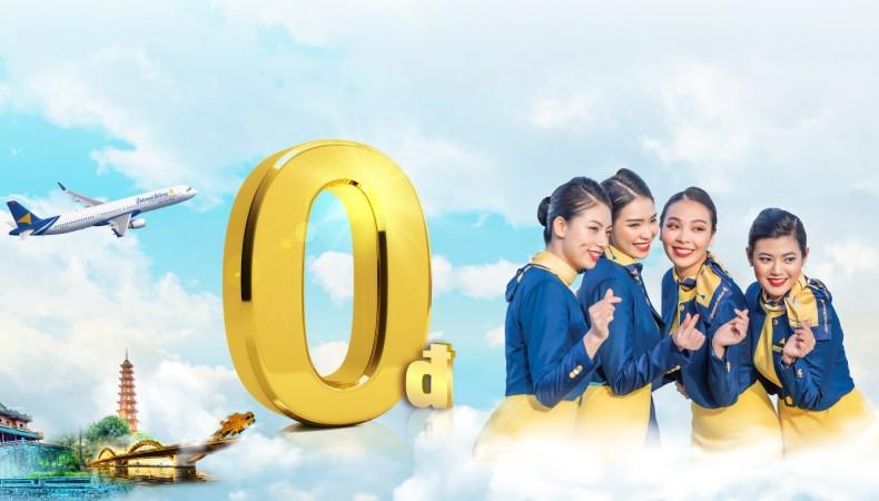 Vietravel Airlines chính thức công bố bay thương mại cùng nhiều ưu đãi