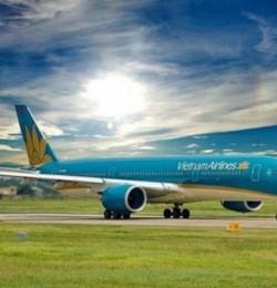 VIETNAM AIRLINES KHÔI PHỤC ĐƯỜNG BAY ĐẾN HÀN QUỐC
