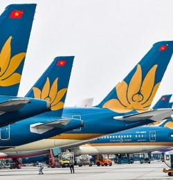Cảnh giác với các website bán vé máy bay giả mạo VNA