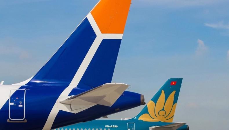 Vietnam Airlines mở bán giá cạnh tranh