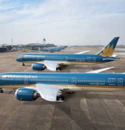 Vietnam Airlines - Lịch bay nội địa từ 10 - 20/10/2021